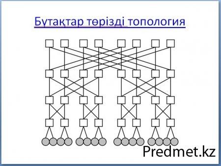 Желі топологиясы